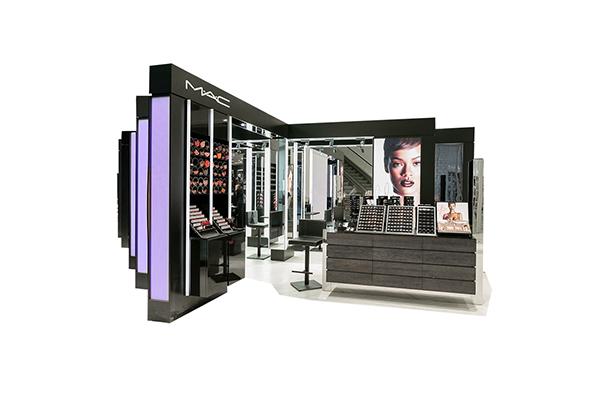 化妆品展示柜展示台