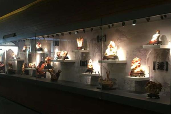 博物馆壁龛展览柜