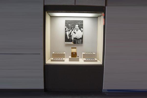 历史记录收藏展示柜
